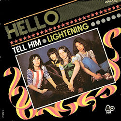 Hello - Tell Him/Lightning