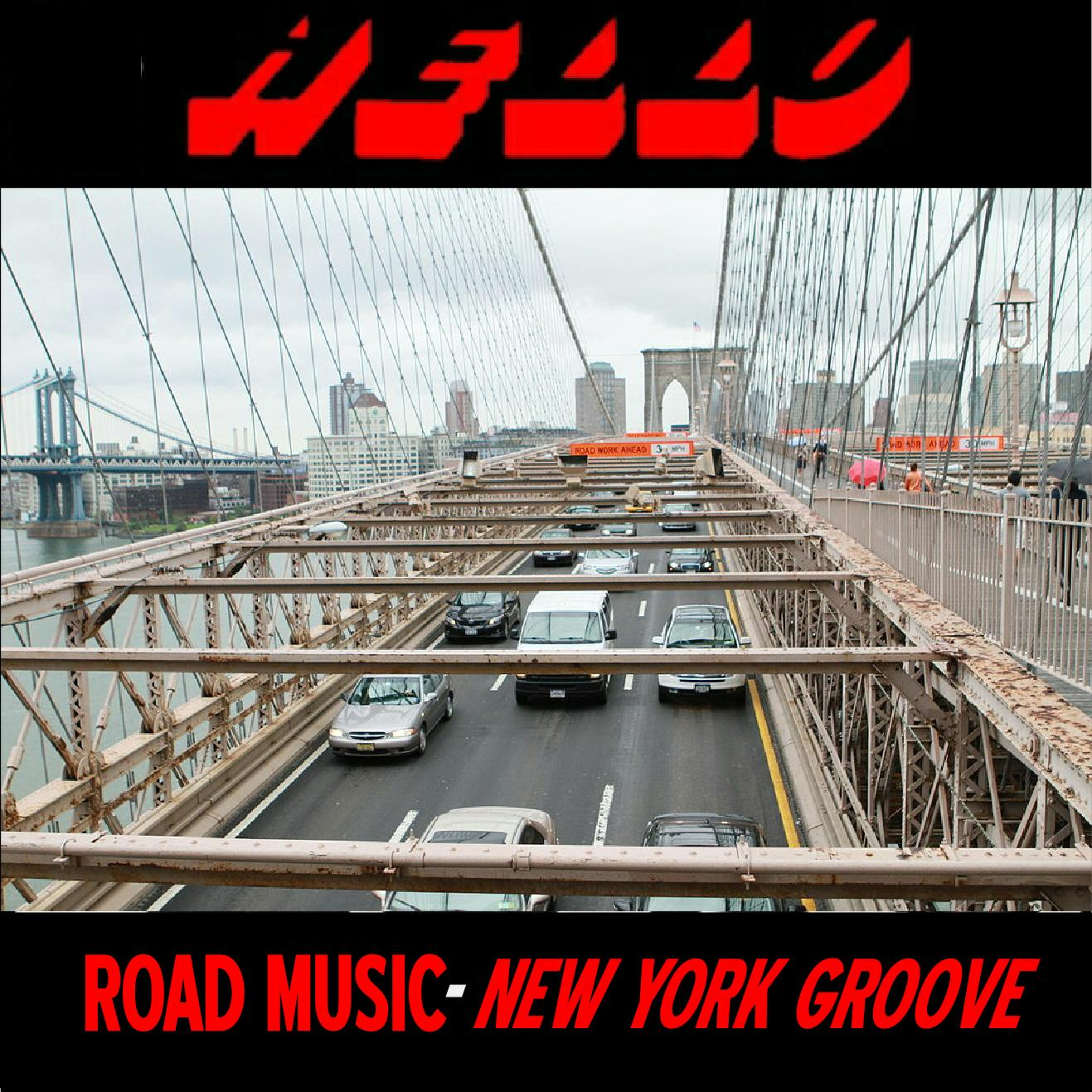 Road Music - New York Groove EP