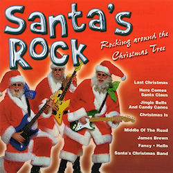 Rocking Around the Christmas Tree-Santa's Rock